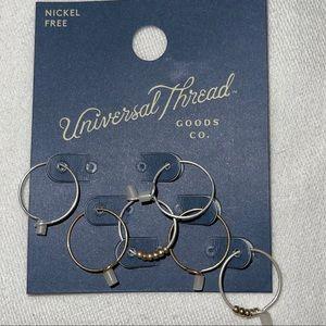 🐠Universal Thread earrings, nickel free